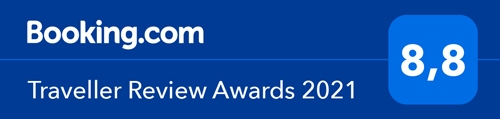 Booking Traveller Review Awards 2021